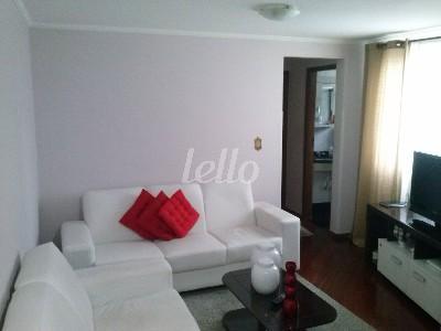 Apartamento de 2 dormitórios em Mandaqui, São Paulo - SP