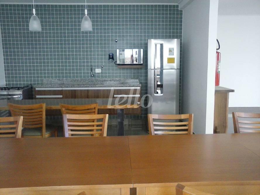 Apartamento de 1 dormitório em Campestre, Santo André - SP