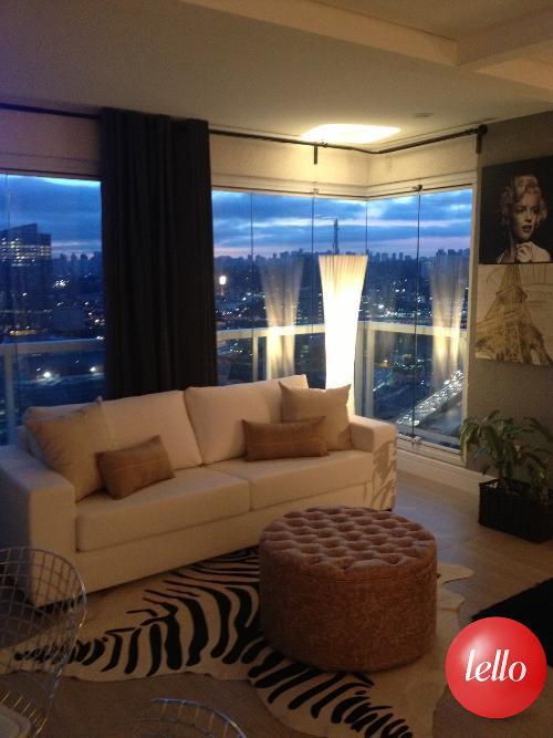 Apartamento de 1 dormitório em Brooklin, São Paulo - SP