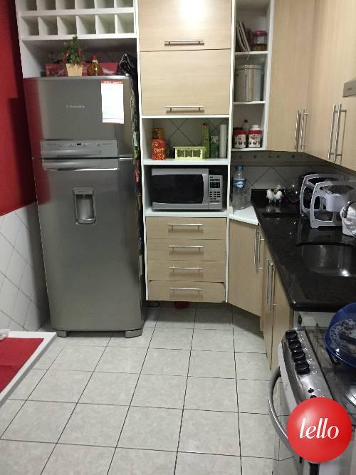 Apartamento de 3 dormitórios à venda em Vila Príncipe De Gales, Santo André - SP
