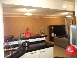 COZINHA/VISTA SALA  - Apartamento 2 Dormitórios