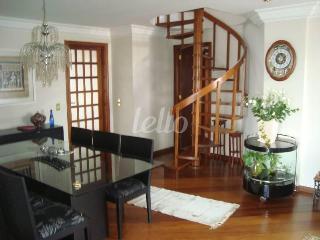 ACESSO AO PISO SUPERIOR - Apartamento 4 Dormitórios