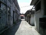 ÁREA EXTERNA - Galpão/Armazém