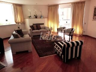 SALA DE ESTAR - Apartamento 4 Dormitórios