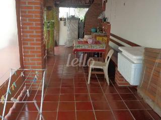 ÁREA DE LAZER - Casa 4 Dormitórios