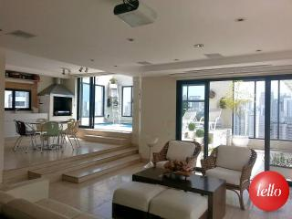 LIVING COBERTURA - Apartamento 4 Dormitórios