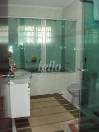 BANHEIRO SUÍTE COM HIDRO - Casa 4 Dormitórios