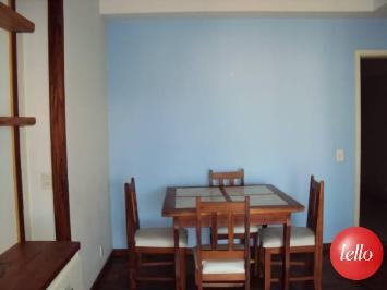 SALA DE JANTAR - Apartamento 1 Dormitório