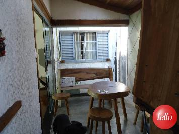 VARANDA - Casa 4 Dormitórios