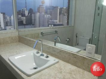 BANHEIRO SOCIAL - Apartamento 1 Dormitório