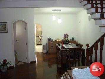 SALA DE JANTAR - Casa 4 Dormitórios
