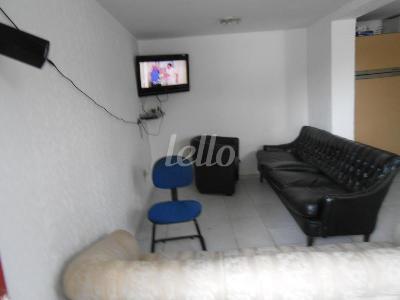 SALA DE DESCANÇO - Casa