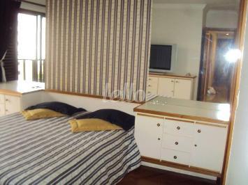 DORMITÓRIO CASAL - Apartamento 4 Dormitórios