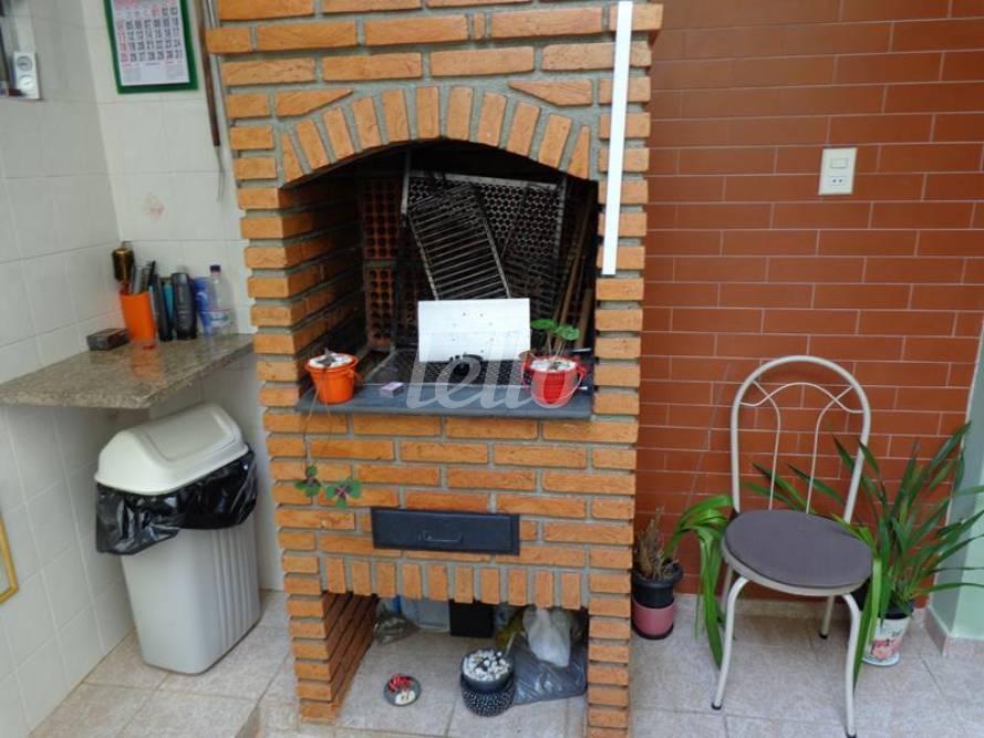 CHURRASQUEIRA - Casa 3 Dormitórios