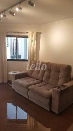 SALA DE VISITA - Apartamento 3 Dormitórios