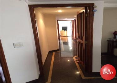CORREDOR - Apartamento 4 Dormitórios