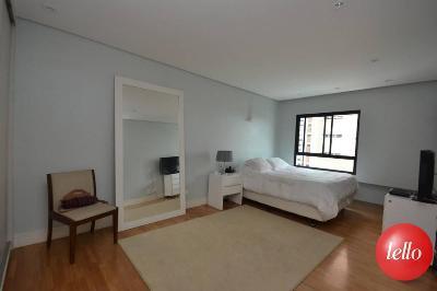 DORMITÓRIO AMPLO - Apartamento 4 Dormitórios