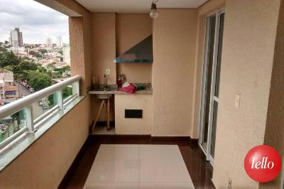 VARANDA GOURMET - Apartamento 2 Dormitórios