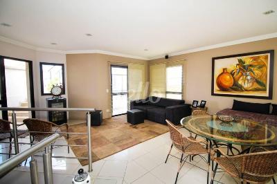 SALA ANDAR SUPERIOR - Apartamento 3 Dormitórios