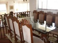 SALA DE JANTAR EM PISO ELEVADO - Apartamento 3 Dormitórios