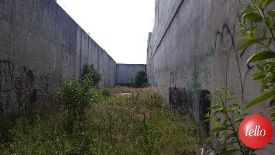TERRENO - Área / Terreno