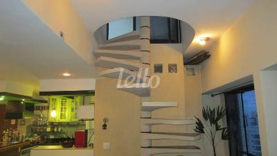ACESSO AO PISO DE CIMA - Apartamento 2 Dormitórios