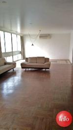 SALA AMPLA COM AR CONDICIONADO  - Apartamento 4 Dormitórios