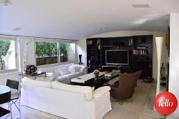 SALA DE TV - Casa 5 Dormitórios