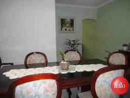 SALA JANTAR - Casa 3 Dormitórios