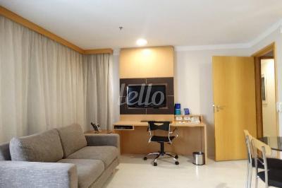 SALA/SUITE - Apartamento 2 Dormitórios