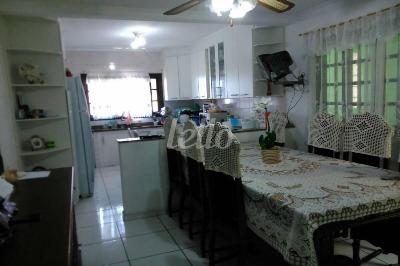 COPA - COZINHA - Casa 3 Dormitórios