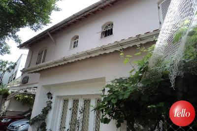 FACHADA ANTERIOR  - Casa 4 Dormitórios