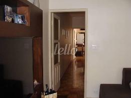 CORREDOR ACESSO A COZINHA - Casa 3 Dormitórios