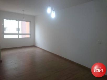 SALA 2 AMBIENTES - Apartamento 1 Dormitório