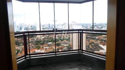 SACADA DA SALA FECHADA - Apartamento 3 Dormitórios
