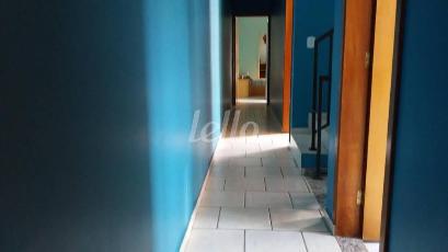CORREDOR INTERNO - Casa 3 Dormitórios