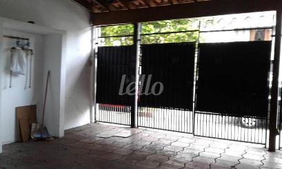 GARAGEM - Casa 1 Dormitório