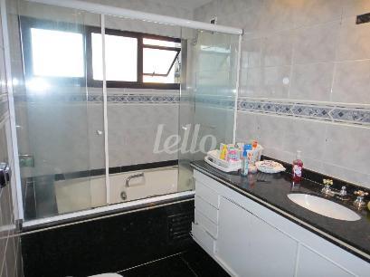 WC SUÍTE MASTER - Apartamento 4 Dormitórios