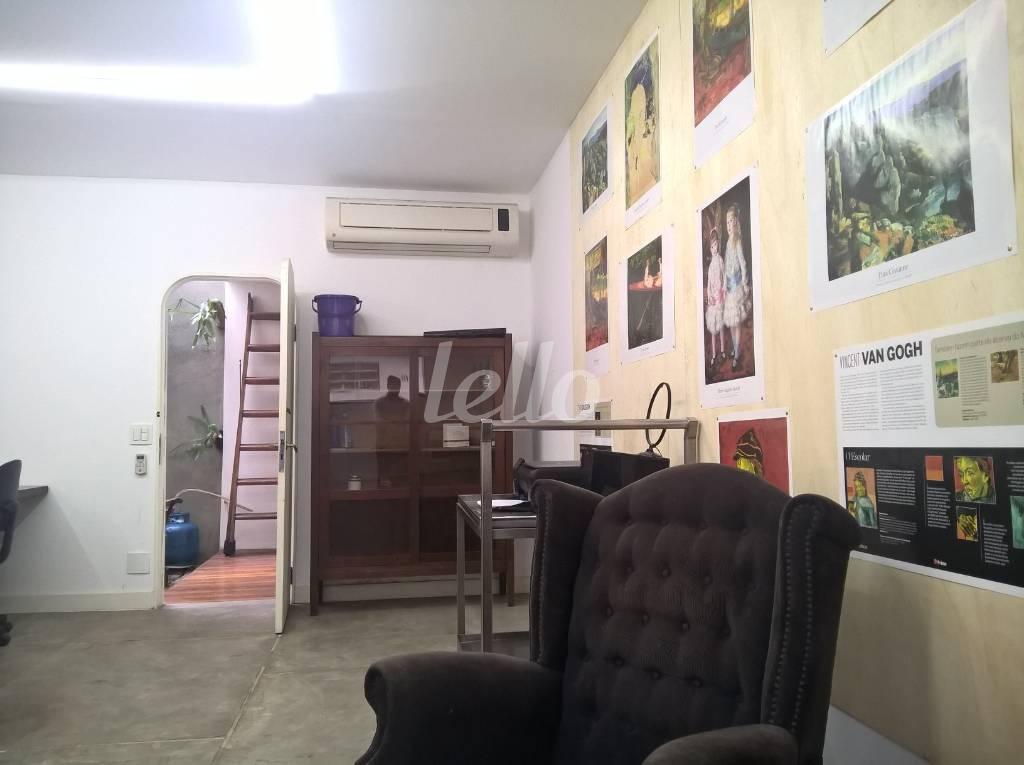ESPAÇO SOCIAL - Casa 1 Dormitório