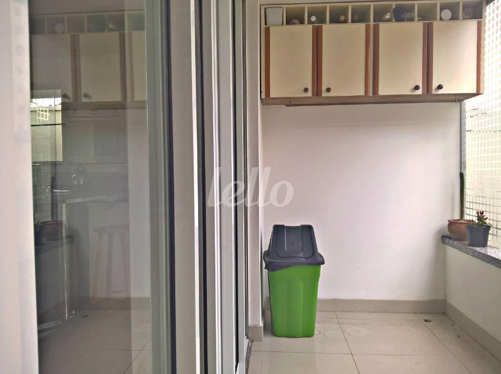 ÁREA DE SERVIÇO - Casa 1 Dormitório