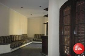SALA TRÊS AMBIENTES - Casa 3 Dormitórios