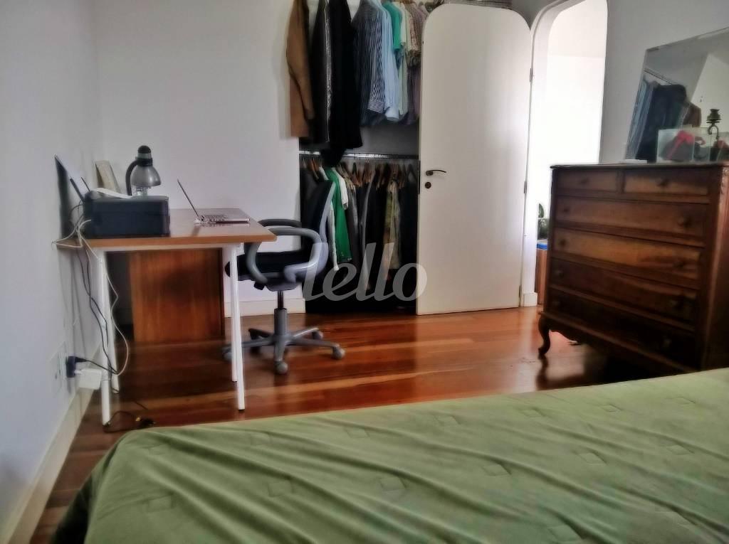 DORMITÓRIO - Casa 1 Dormitório
