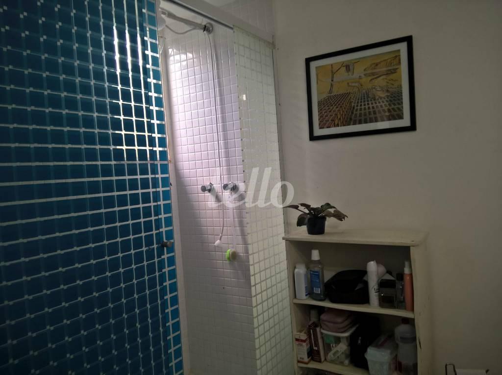 BANHEIRO SOCIAL - Casa 1 Dormitório