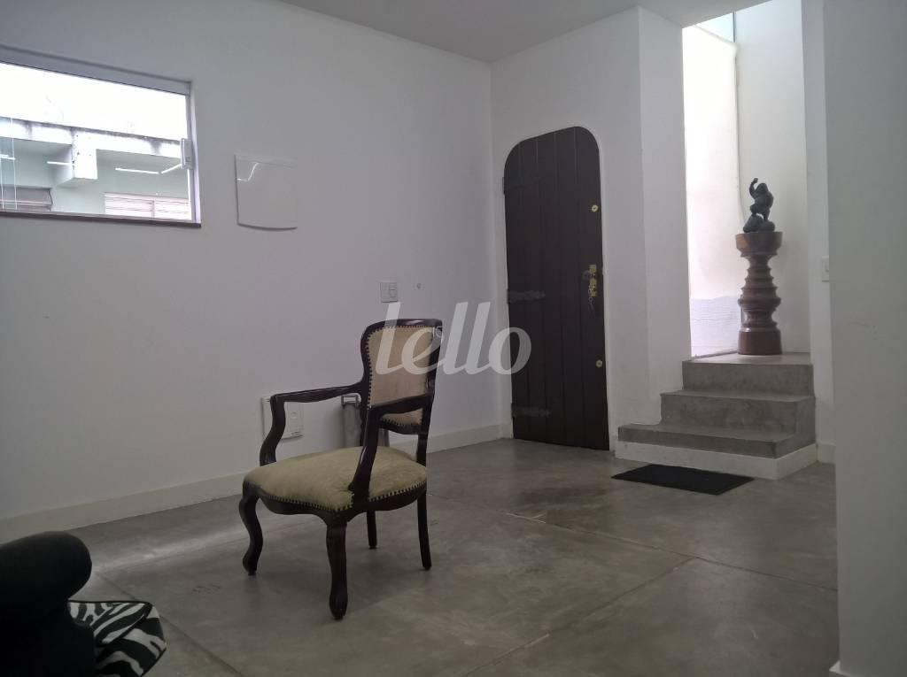 ENTRADA SOCIAL - Casa 1 Dormitório