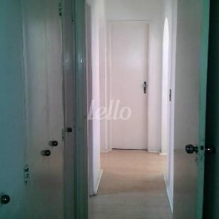 CORREDOR DE ACESSO - Apartamento 3 Dormitórios