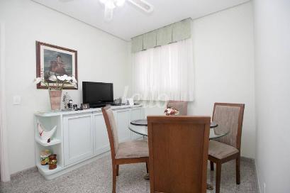 SALA DE ALMOÇO  - Apartamento 4 Dormitórios