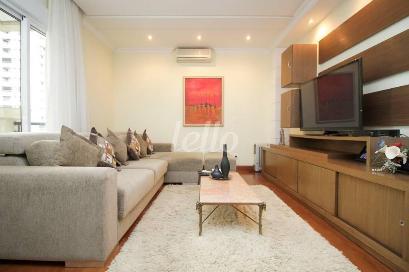 SALA TV - Apartamento 4 Dormitórios