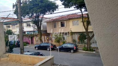VISTA DA RUA - Casa 4 Dormitórios
