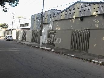 FACHADA DE TRÁS - Galpão/Armazém