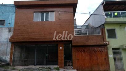 FACHADA - Casa 2 Dormitórios